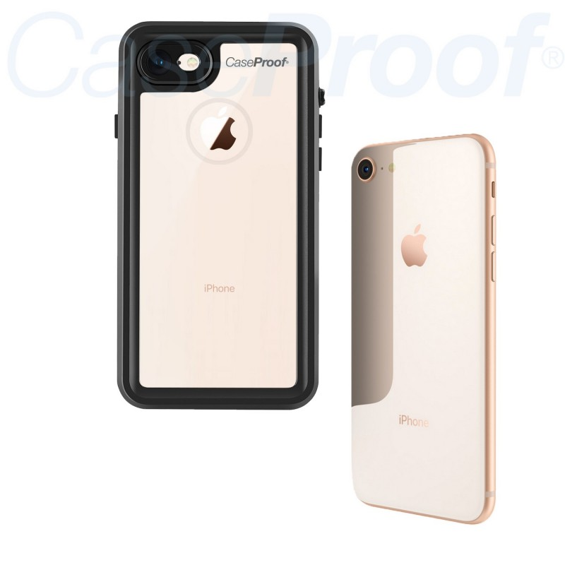 coque iphone 5 5s tanche anti choc caseproof freetouch caseproof. Black Bedroom Furniture Sets. Home Design Ideas
