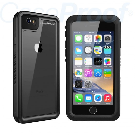 check out 3e84d 68e01 Waterproof & Shockproof case for iPhone 6/6s - 360° optimal protection