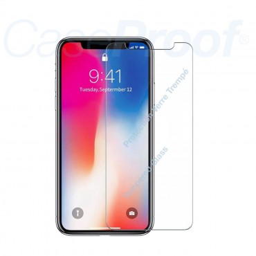 iPhone Xs Max- Protection écran en Verre trempé