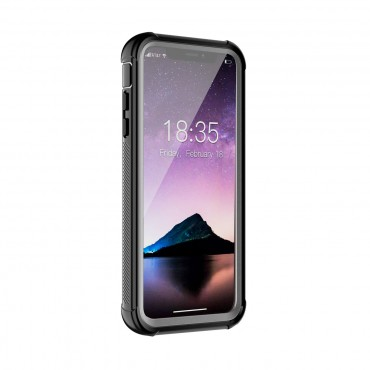 iPhone Xs Max - Protection 360° Anti-Choc