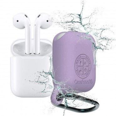 Airpods - Waterproof Case - Purple
