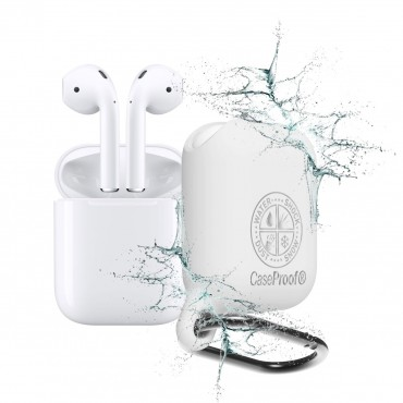Airpods - Waterproof- Shockproof- Cover - Glow in the dark