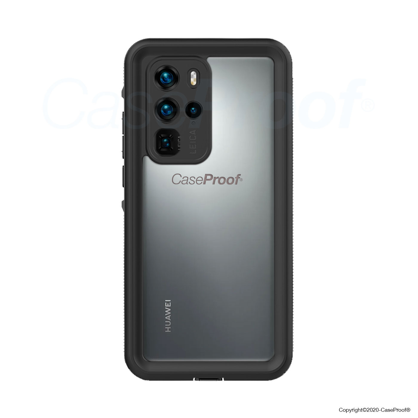 Waterproof Shockproof Case For Huawei P40 Pro 360 Optimal Protection