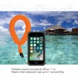 Float leash CaseProof for smartphone et devise camera