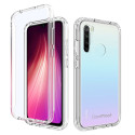 Xiaomi note 8 - ShockProof 360° Protection - Transparent