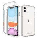 iPhone 11 - Protection 360° AntiChoc - Transparent Série SHOCK
