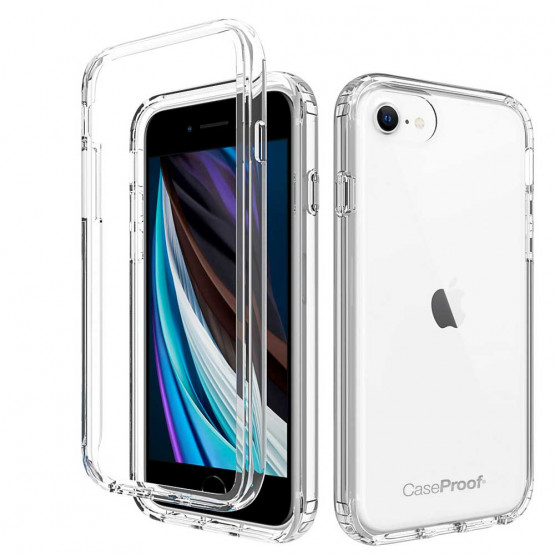 iPhone 7-8-SE-2020 - ShockProof 360° Transparent Protection