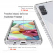 Samsung A 71 - Protection 360° AntiChoc Transparent