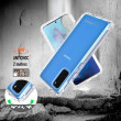 Samsung S 20 - Protection 360° AntiChoc Transparent