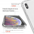 iPhone XS - ShockProof 360° Transparent Protection