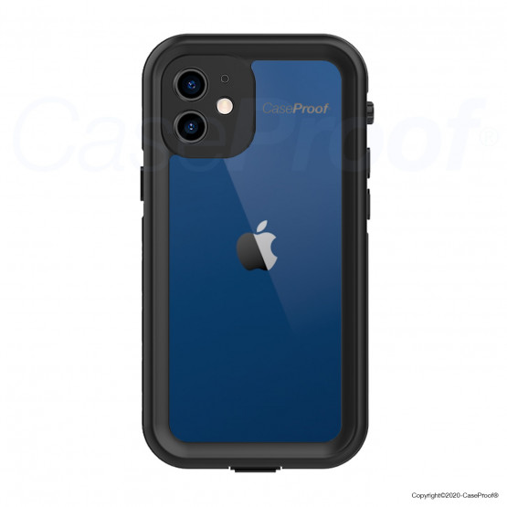 Iphone 12 - Waterproof & Shockproof smartphone case - WATERPROOF Collection