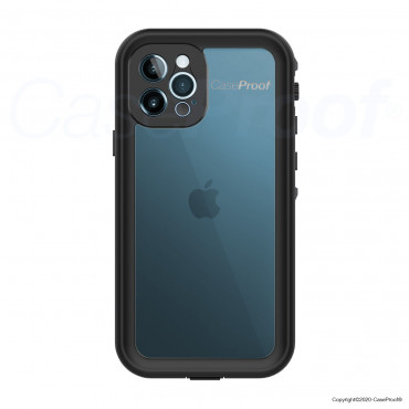 Iphone 12 Pro - Waterproof & Shockproof smartphone case - WATERPROOF Collection