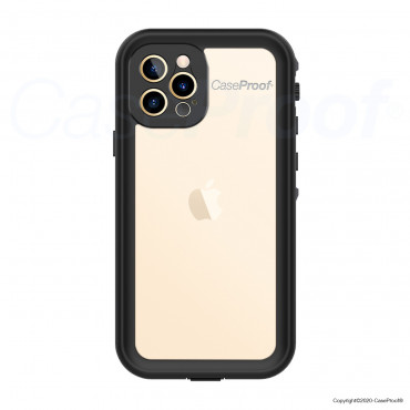 Iphone 12 Pro Max - Waterproof & Shockproof smartphone case - WATERPROOF Collection