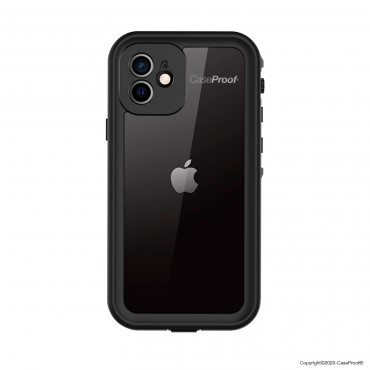 Iphone 12 Mini - Waterproof & Shockproof smartphone case - WATERPROOF Collection